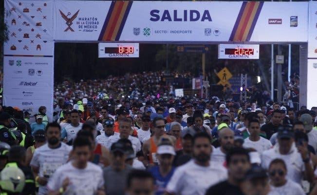 Maratón de CDMX sigue en pie pese a coronavirus