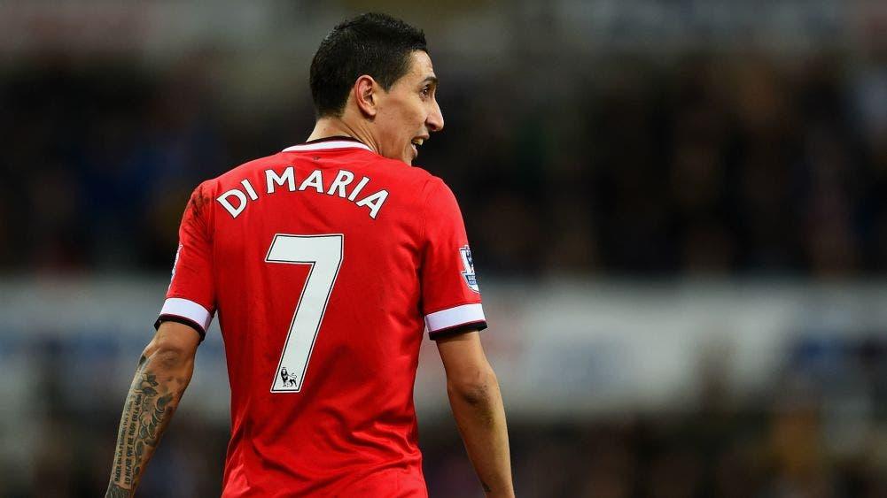 Ángel Di María podría regresar al Manchester United