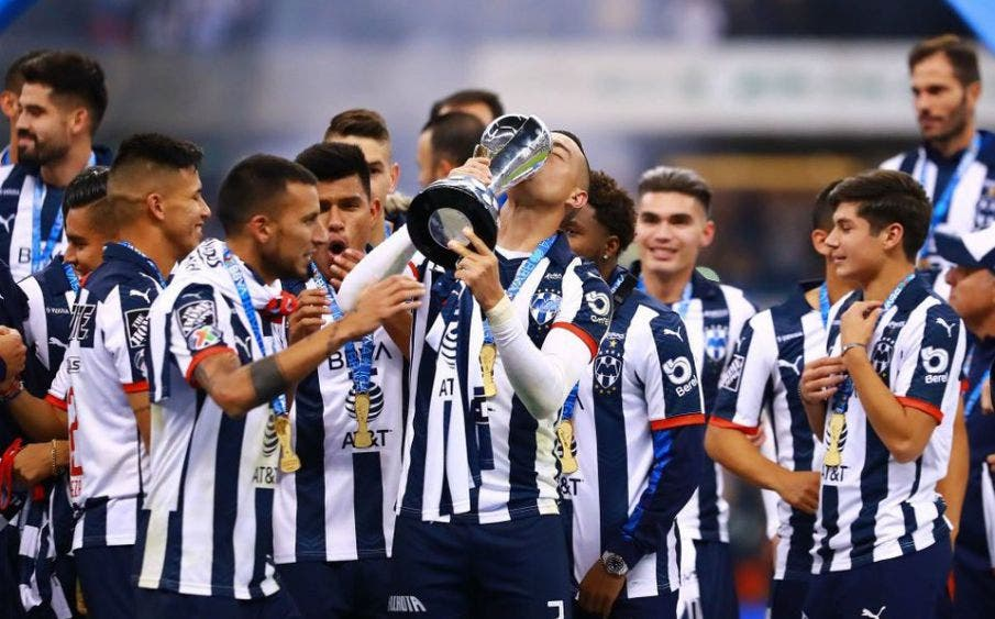 Rayados de Monterrey dará de baja a cuatro jugadores