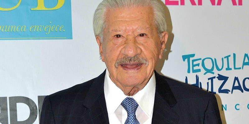 Don Ignacio López Tarso, en peligro por coronavirus