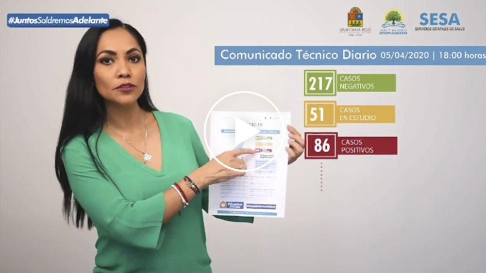 Se duplica cifra de muertos por Coronavirus en Quintana Roo