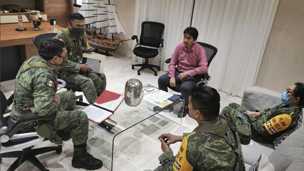 Más acciones de salud y seguridad para los tulumnenses ante la contingencia sanitaria: Víctor Mas