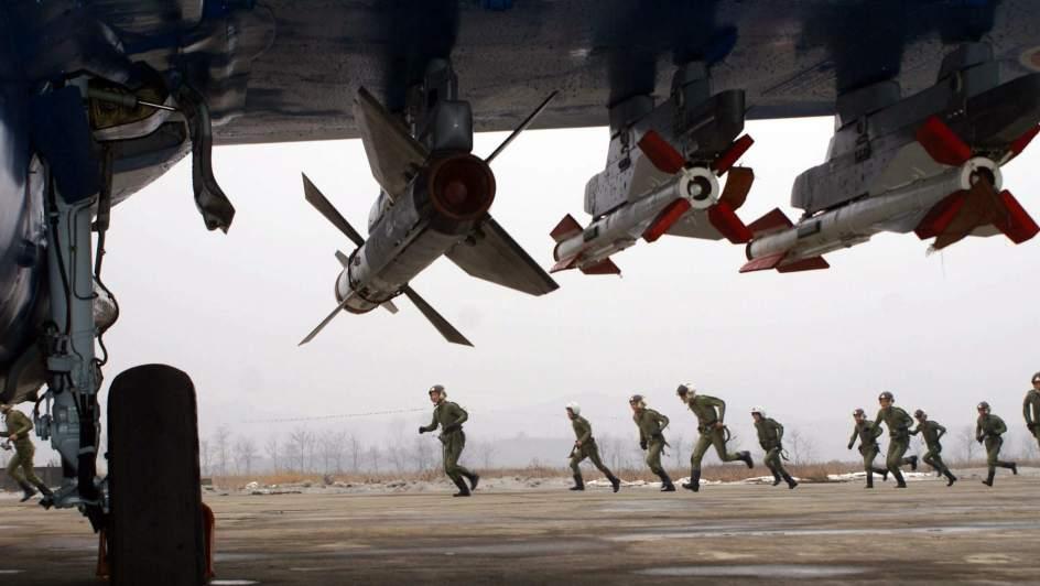 Enfrentamiento entre las dos Coreas en zonas desmilitarizada.