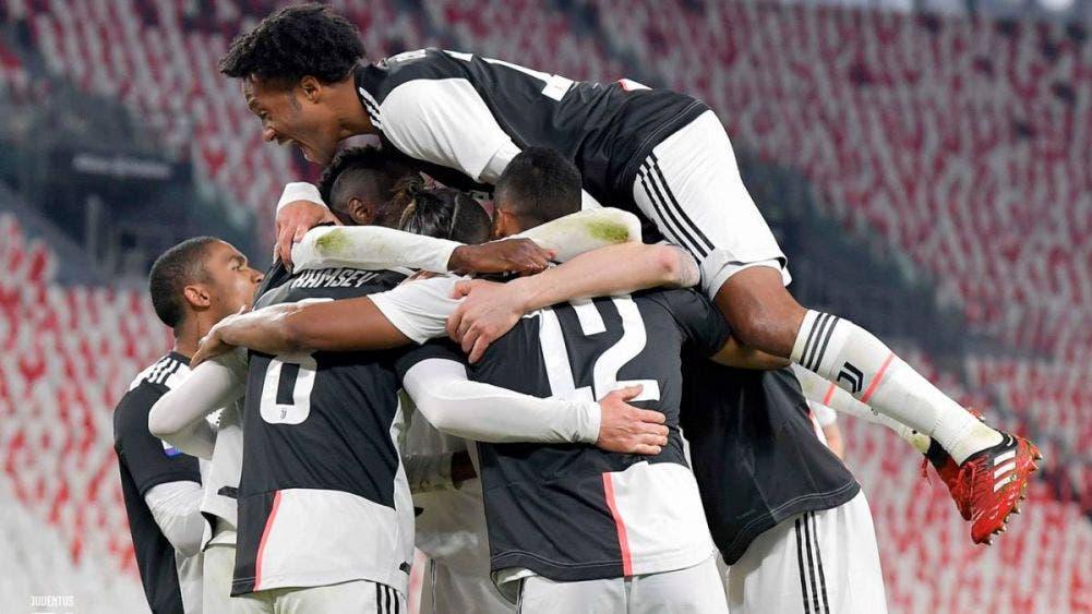 Filtran lista con el sueldo de los jugadores de la Juventus