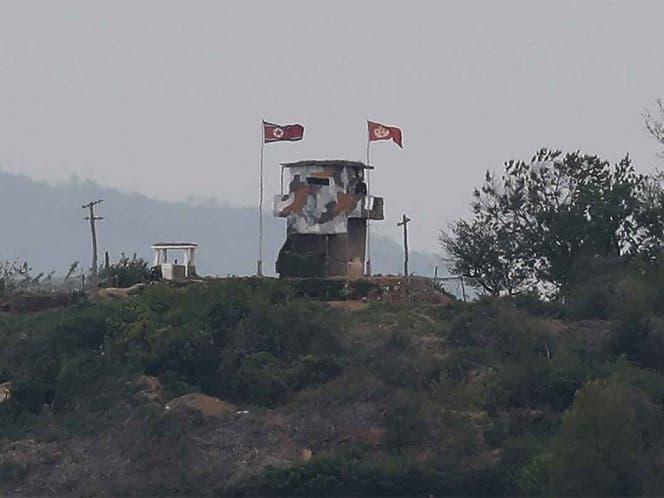 Enfrentamiento entre las dos Coreas en zonas desmilitarizada; tuvo lugar un día después de la primera aparición pública de Kim Jong Un.