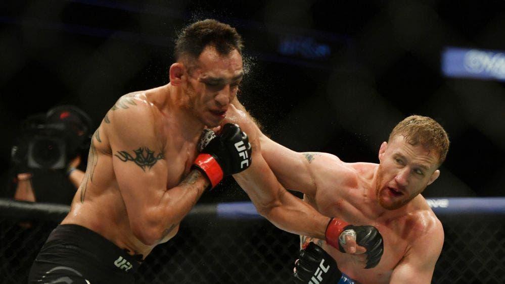 Hospitalizan a luchador de la UFC tras perder pelea