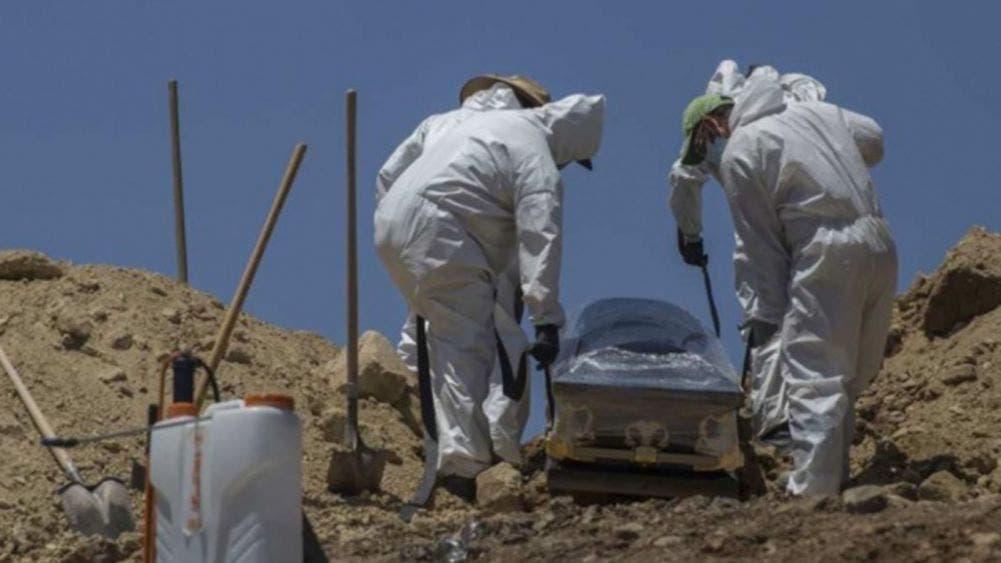 Baja California en segundo lugar en el país por muerte de COVID-19; casi 700