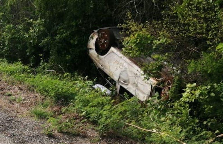 Accidente en la carretera Mérida-Cancún deja tres lesionados