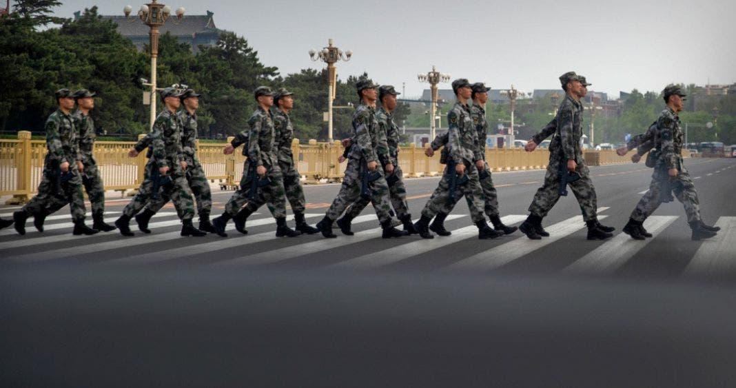 Movilización de tropas en la zona limítrofe de Ladakh, fuentes calculan que al menos 5 mil soldados, por ambos bandos, han sido enviados al lugar.