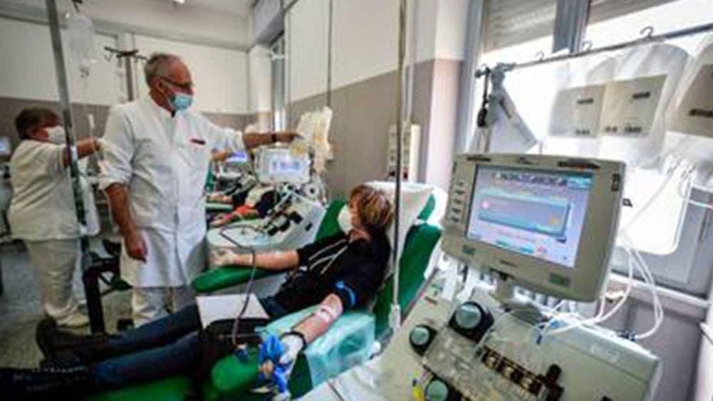 Donante de plasma puede salvar a dos enfermos de coronavirus