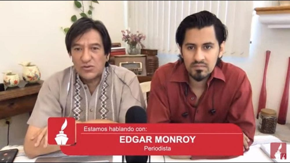 Anuncia periodista videos de García Luna recibiendo dinero del narco