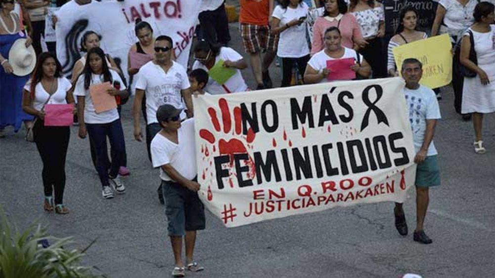 Feminicidio y Narcomenudeo a la Baja en Quintana Roo:SESNSP