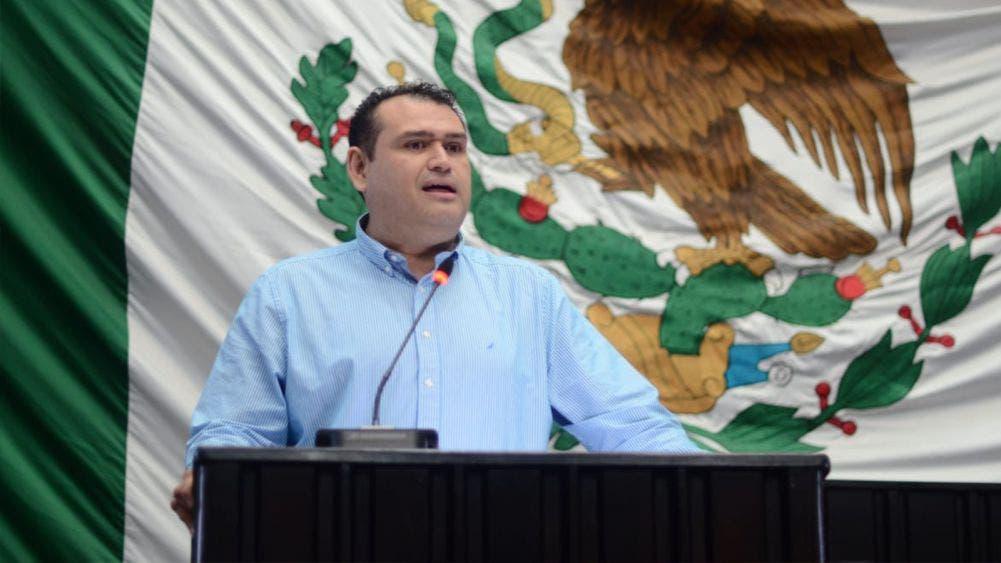 Insiste Edgar Gasca que se conceda la libertad a Mario Villanueva