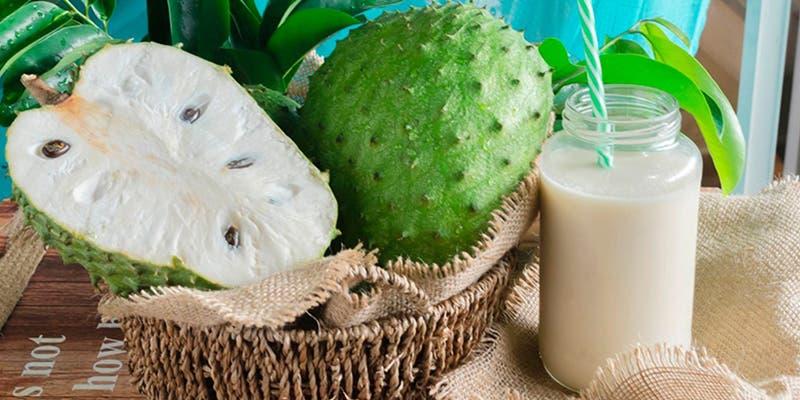 Combate el asma y otras enfermedades con jugo de guanábana
