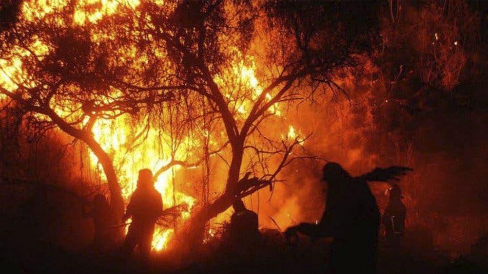 Apoya la Sedena para combatir los incendios forestales en el país.
