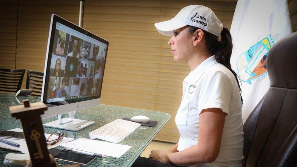 Pide Laura Fernández cumplir de manera estricta medidas de prevención ante el covid-19