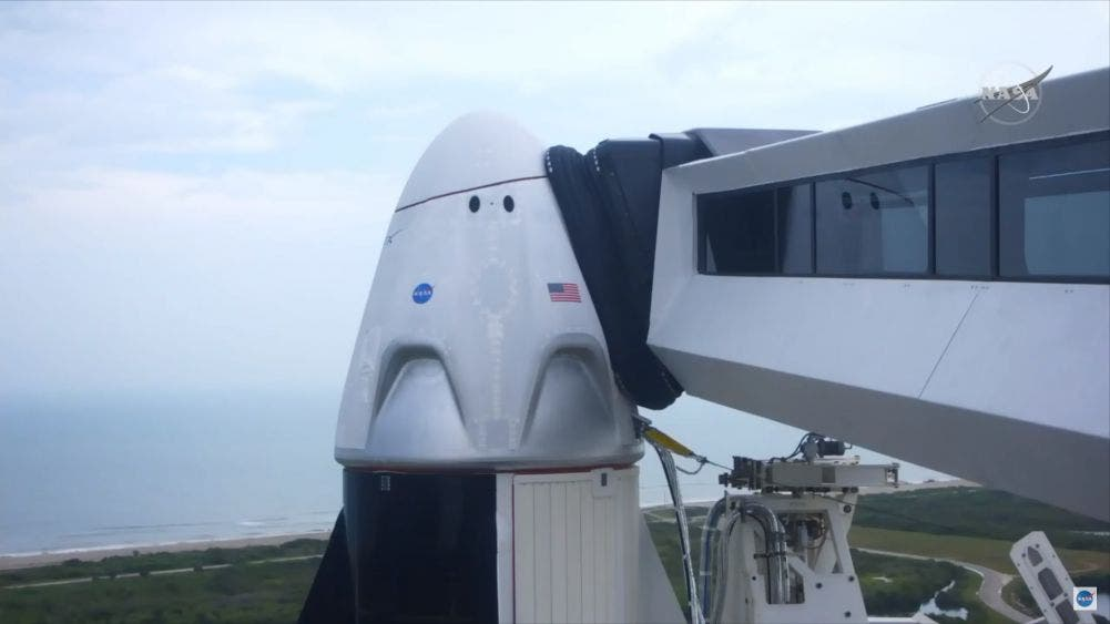 SpaceX y NASA despegarán hacía una nueva era espacial