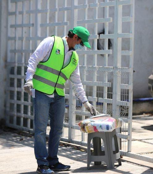 Anuncia Laura Fernández nueva entrega de despensas en Puerto Morelos, será a partir de este sábado 23 de mayo cuando se inicie el reparto