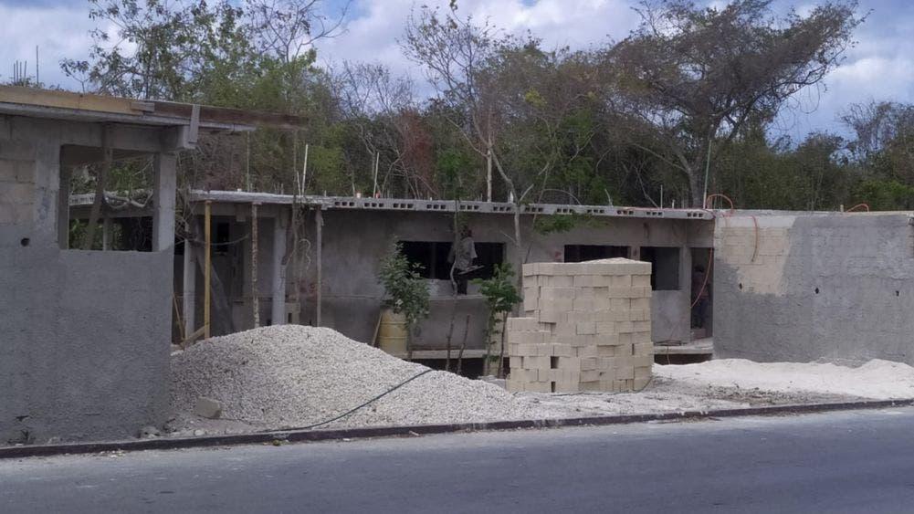 Amplían plazo para suspensión de obras en construcción