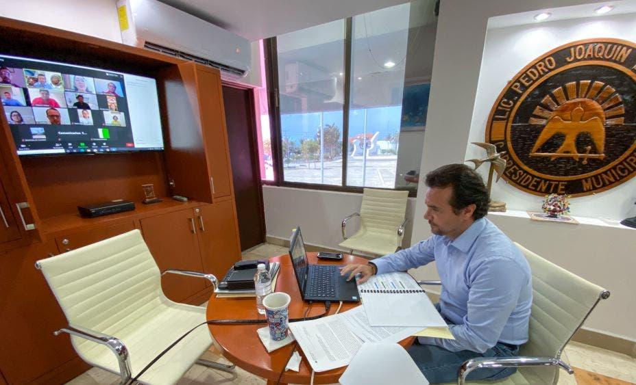 Durante la 40ª Sesión Ordinaria de Cabildo, dan luz verde a la propuesta de Ordenamiento Municipal, mediante la cual se reforman, adicionan y derogan diversas disposiciones y artículos del Reglamento de Transporte para el Municipio de Cozumel