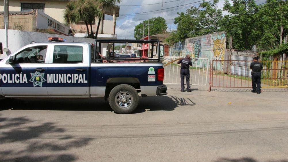 Dirección de tránsito de JMM lleva a cabo reordenamiento vial
