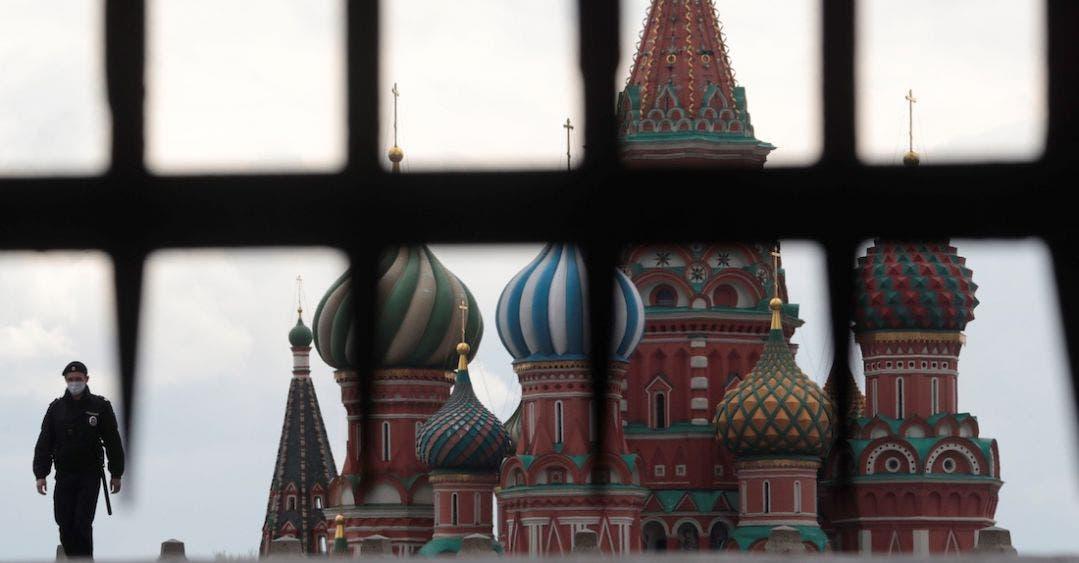 Moscú fue considerada epicentro de la epidemia con 146 mil 62 casos y mil 580 muertos.