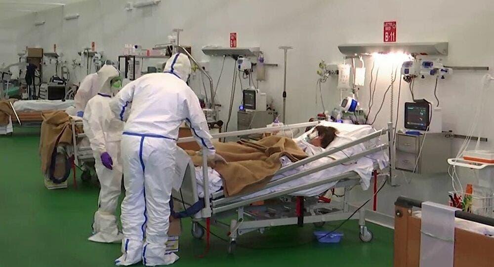 Rusia, por las características de su clima, registra constantemente muchas enfermedades pulmonares.