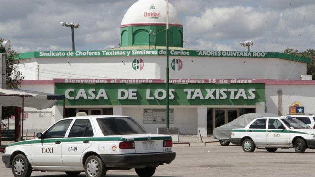 Por contingencia, condona Sindicato de Taxistas pagos de autoseguro