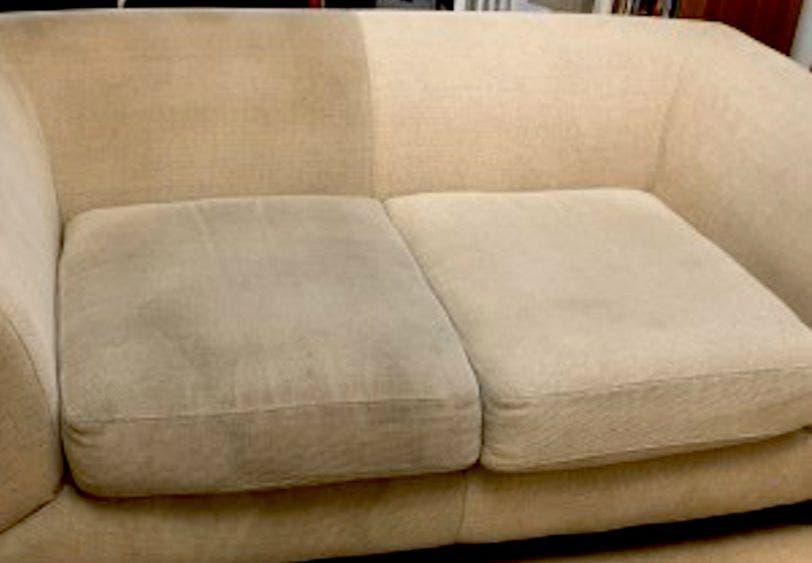 Desinfecta tus sillones de tela fácil, rápido y económico