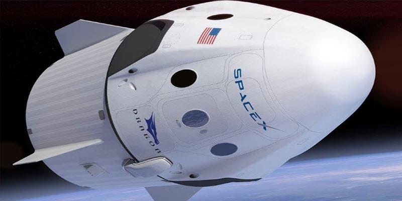 Crew Dragon estaría llegando a la Estación Espacial Internacional el domingo