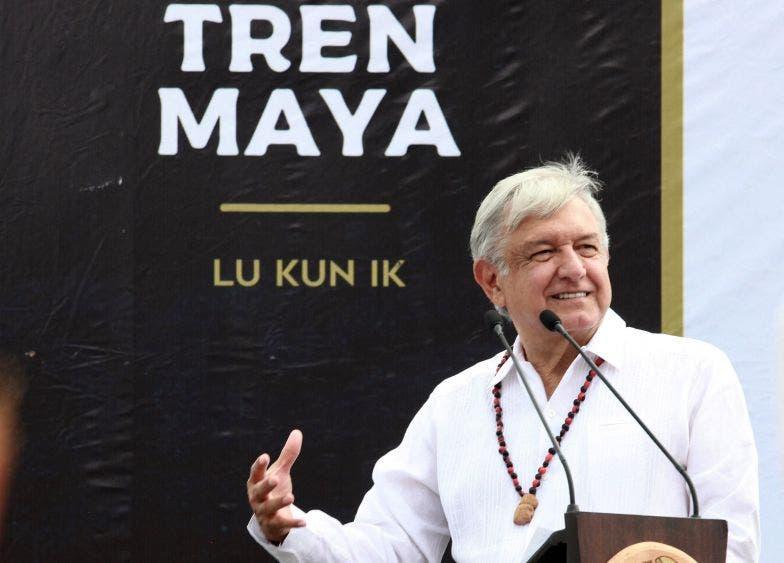 Tren Maya sí sacará de la pobreza a pobladores de la zona