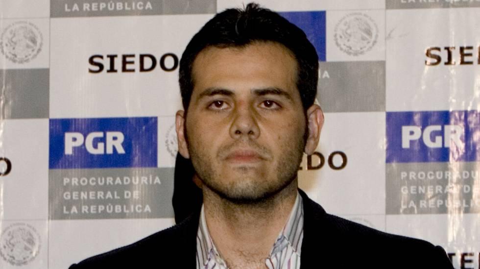 """Vicente Zambada Niebla """"El Vicentillo""""."""