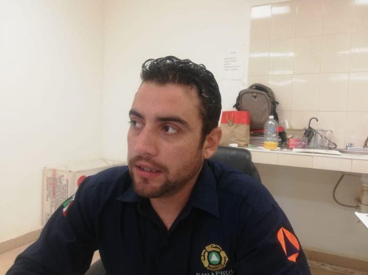 Lluvias ayudan para mitigar incendios en Lázaro Cárdenas.