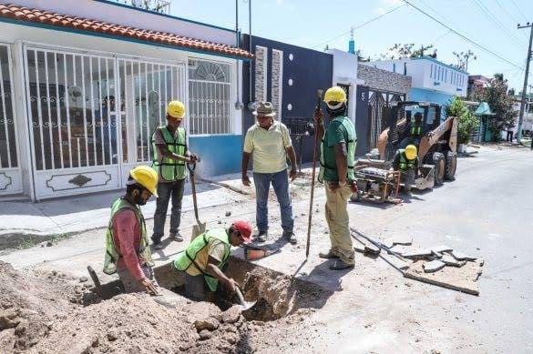 Iniciará segunda etapa de sustitución de tuberías de agua en Chetumal.