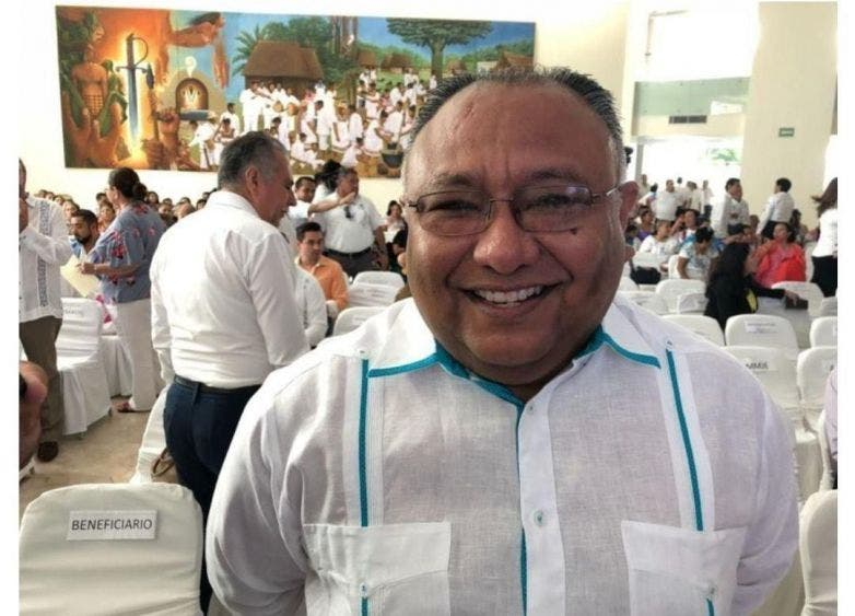 Nombran a Gabriel Polanco secretario general del Congreso de Quintana Roo.