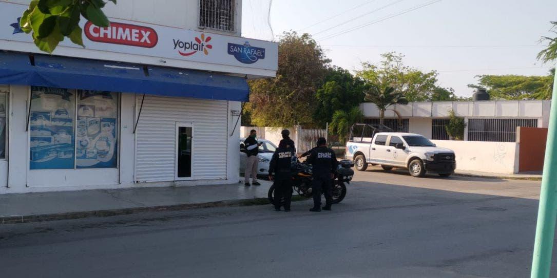 Asaltan a mano armada a distribuidora de carnes en Chetumal.
