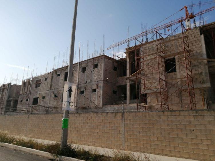 Industria de la construcción lista para iniciar operaciones.
