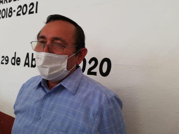 Atentas autoridades de Lázaro Cárdenas a casos sospechosos de Covid.