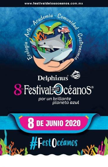 Será virtual la 8ª edición del Festival de los Océanos.