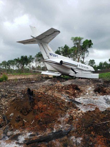 Belice y Quintana Roo se unen contra narcovuelos; en los últimos días han aterrizado aeronaves cargadas con droga.