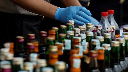 Pobladores de Acanceh fallecen por beber alcohol adulterado
