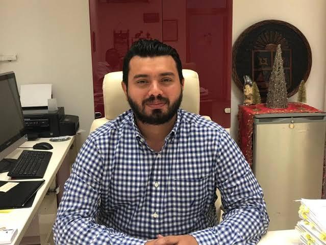 Director de la COFEPRIS, Miguel Pino Murillo.