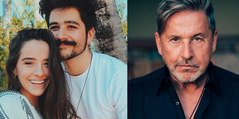 Camilo se tatua el nombre de Evaluna y así reaccionó Ricardo Montaner