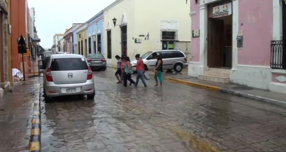 Fin de semana caluroso con probabilidad de lluvias en Yucatán