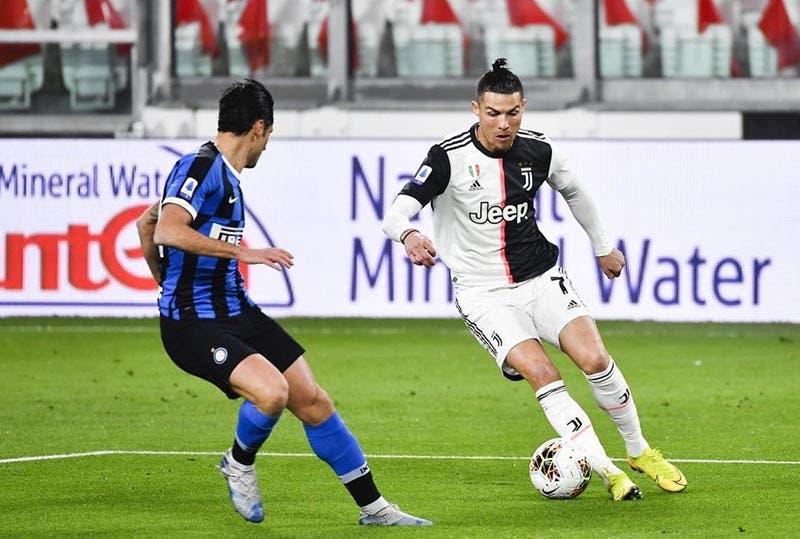Liga de Italia regresará el próximo 20 de junio