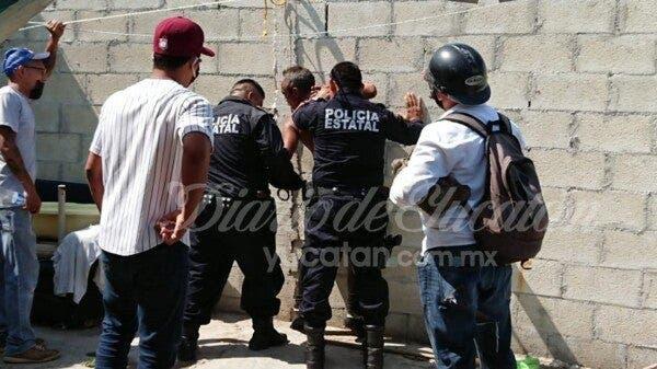 Detenido Fraccionamiento Juan Pablo II