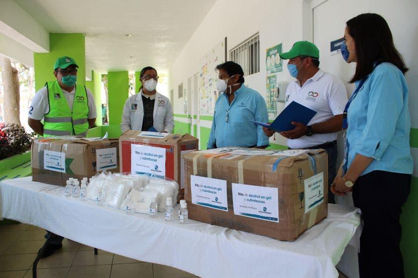 Aguakan redobla donativos ante emergencia por COVID - 19