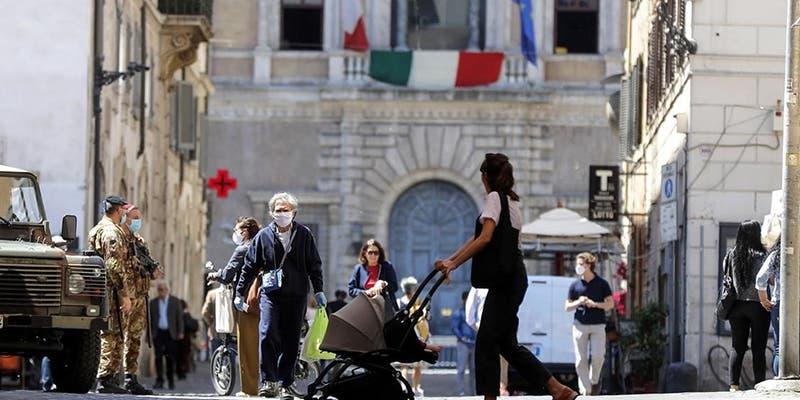 Italia reabrirá fronteras a partir del 3 de junio