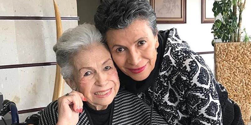 Fallece Martha Reyes Spíndola, madre de la actriz y productora Patricia Reyes Spíndola