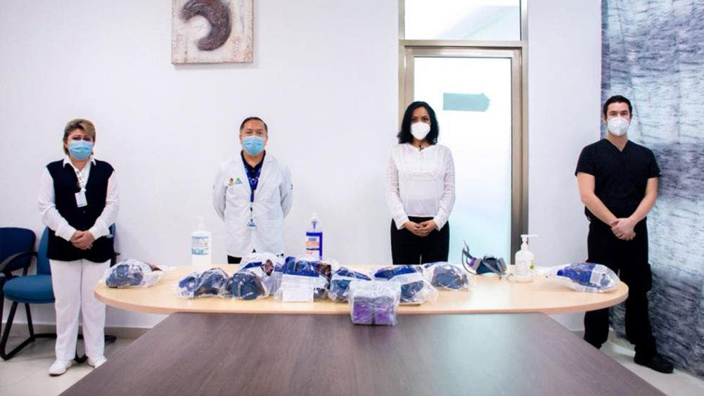 Personal de salud para pandemia de covid-19 está mejor equipado: Carlos Joaquín